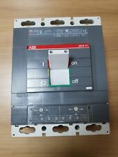 ABB S6N 800 SACE ISOMAX Circuit Breaker 3 Pole 600A S6N600TW