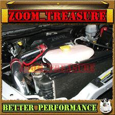 RED CHF 2002-2010/02-10 DODGE RAM 1500/2500/3500 3.7L 4.7L 5.7L COLD AIR INTAKE