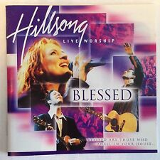 HILLSONG Blessed Live Worship CD Free Post