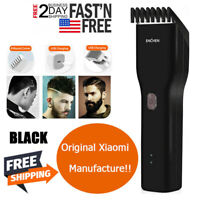 Enchen Hair Clippers Trimmer Shaving Machine Cutting Beard Cordless Barber Black