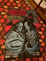 Star Wars Adventures Return to Vader's Castle NYCC Exclusive Comic Poster IDW