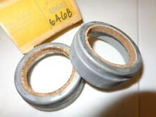 1949 50 51 52 53 54 + NASH AMBASSADOR 60 + Front Wheel Seals + NOS