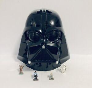 1994 Star Wars Micro Machines, 4 Transforming Heads