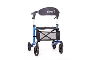 Triumph Mobility Escape Folding Rollator Weight Capacity 275lbs