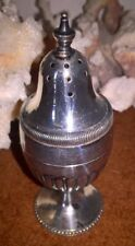 VICTORIAN NUTMEG URN IMPERIAL RUSSIAN   99 SOLID SILVER 1839
