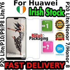 Huawei P 20 P20 Lite P30 PRO P10 P9 P8 Y6 Honor 7 8 9 10 Glass Screen Protector