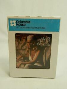 8 TRACK TAPE TAMMY WYNETTE LET'S GET TOGETHER COLUMBIA HOUSE STEREO TAPE