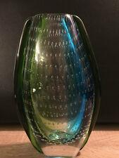 Muranoglas Stil Vulst Vase  Schwer 3,5 Kg