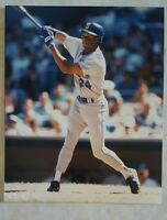 KEN GRIFFEY JR SEATTLE MARINERS 8 X 10 PHOTO GLOSSY LICENSED PHOTO C