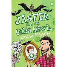 Jasper and the Green Marvel   by Deirdre Madden