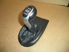 PORSCHE BOXSTER 986 LEATHER GEAR KNOB W714EOX 99655265501