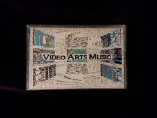 TELLUS Audio Magazine #17 Video Arts Music Cassette 1987 Sealed