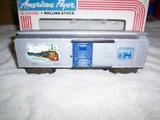 American Flyer #7782 TCA Museum Box Car