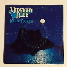 Ref993 Vinyle 45 Tours Louise Tucker Midnight Blue