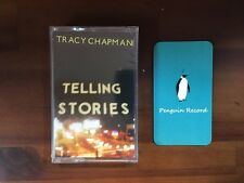 TRACY CHAPMAN - TELLING STORIES CASSETTE TAPE KOREA EDITION SEALED