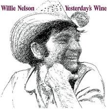 Willie Nelson - Yesterday's Wine [New CD]