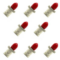 8 x SMA-F Female to BNC-F Female Antenna Connector Adapter for Two-Way Radio