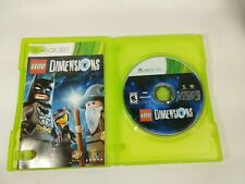 LEGO Dimensions - Xbox 360 -Free Shipping - Game & Manual only