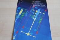115348) Mercedes ABS - ASD - ASR - 4matic - Prospekt 06/1987