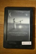 "* bloqueado * Amazon Kindle 7th generación 4GB 6"" Touch Wi-Fi E-READER-Negro"