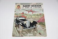 Harry Dickson T1 La bande de l'araignée EO / Zanon / Vanderhaeghe // Art & BD