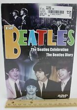 The Beatles Celebration Diary 2 DVD Box Set Sealed New 2004 Beatlemania Music