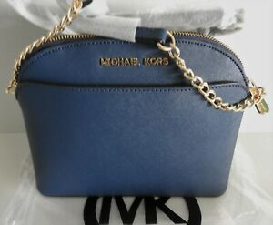 Michael Kors Jetset Travel Saffiano Leather Crossbody Bag