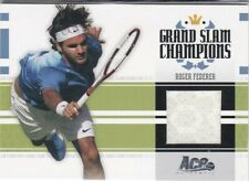 Roger Federer 2005 ACE Authentic Jersey /500 20X Grand Slam Champion SP GOAT?