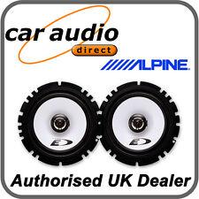 "ALPINE SXE-1725S 16cm 6.5"" 220W Car Radio Stereo Audio Speakers Door Shelf New"