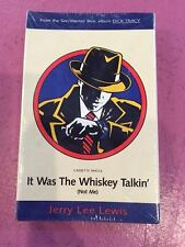 Cassette Single Dick Tracy Madonna Jerry Lee Lewis It was the whisky talkin new
