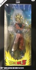 Banpresto Dragon Ball Z Manga Dimensions Super Saiyan Son Goku Figure Statue USA
