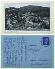 Germany - Herrenalb , Schwarzwald - Postmarked for 1942