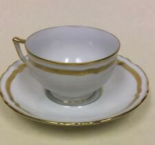 Raynaud Marie Antionette Tea Cup and Saucer