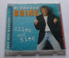 Bernhard Brink - Alles auf Sieg CD Jenseits Deiner Liebe