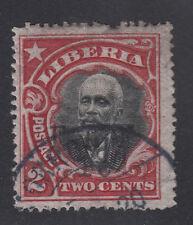 "Liberia # M4b USED ""FLF"" Variety 1916 Military"