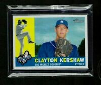 2009 Topps Heritage - CLAYTON KERSHAW  Card #343 MINT