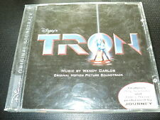 "CD BOF ""TRON (Disney)"" Wendy CARLOS / 21 titres"