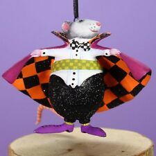 Patience Brewster MINI MR. RATULA ornament KRINKLES NIB CUTE! 31039
