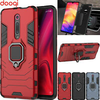 For Xiaomi Mi 9T Pro Redmi 8 A K20 Note 7 6 Pro Magnetic Ring Holder Case Cover