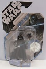 STAR WARS DARTH VADER MCQUARRIE CONCEPT 30TH ANN ACTION FIGURE W/ COIN SEALED