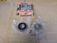 SKODA RAPID 100 105 120 110 130 1969-1991 REAR WHEEL BEARING KIT MOPROD BK358