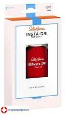 BL Sally Hansen Insta-Dri Topcoat Clear 0.45 oz - Two PACK