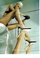 Cesare shoe bondage advertisement