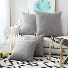 Kevin Textile Decorative Linen Throw Pillow Covers Cushion Case New 2 Tone Star