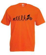 BMX T-Shirt   Evolution BMX    Direktdruck viele Farben