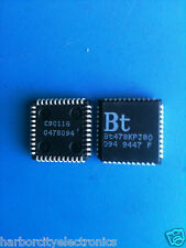 BT478KPJ-80 BROOKTREE Digital Analog Converter Triple 8 BIT 44 PIN PLCC
