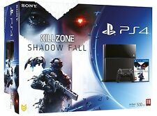 PS4 Playstation 4 500gb Killzone Shadow Fall Console Bundle *NEW!* + Warranty!!!