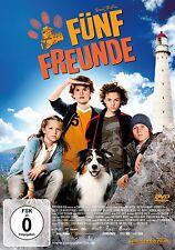 DVD *  FÜNF FREUNDE - KINOFILM 1 - Mike Marzuk  # NEU OVP +