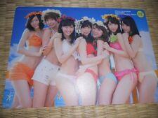 AKB48  Mayu Watanabe & More [ Kami7 MousePad ] JAPAN LIMITED!