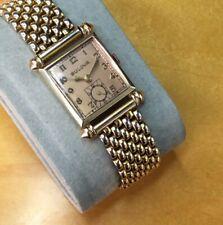 Vintage 1940s Bulova Knickerbocker Watch